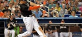 Marlins slugger Giancarlo Stanton named to NL All-Star team