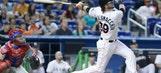 VIDEO: Jarrod Saltalamacchia launches a two-run home run