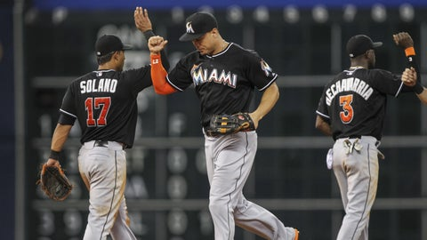 21. Miami Marlins