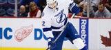 Lightning re-sign defenseman Andrej Sustr