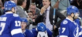 Nine questions for Lightning coach Jon Cooper
