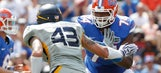 A blocker and a singer: Gators' Brown a man of many talents