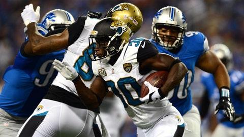 Jaguars vs. Lions