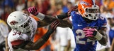 Healthy and determined: Gators RB Matt Jones ready to roll after 2013 misfortunes
