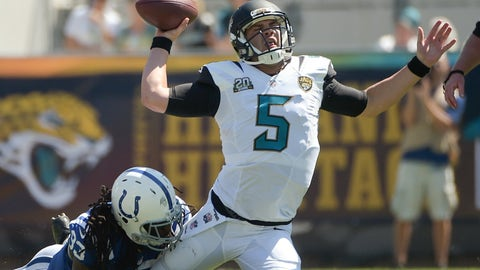 Jaguars vs. Colts photo gallery