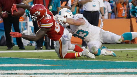 Dolphins vs. Chiefs