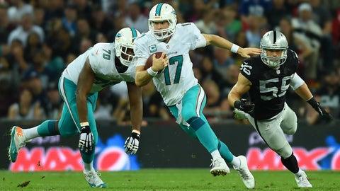 Dolphins vs. Raiders