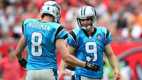 Brad Nortman, P, Jacksonville Jaguars
