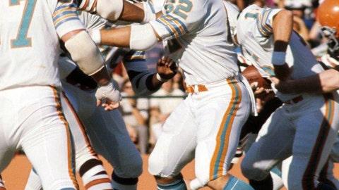 Jim Langer, C, Dolphins/Vikings (1970-81)