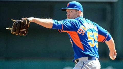 New York Mets: RHP Noah Syndergaard