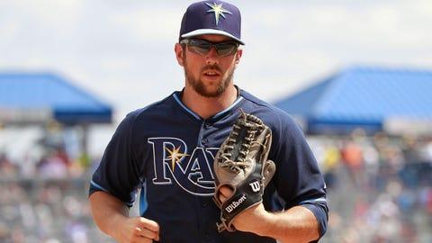 Tampa Bay Rays: Steven Souza