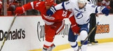 Lightning vs. Red Wings Game 6 photo gallery