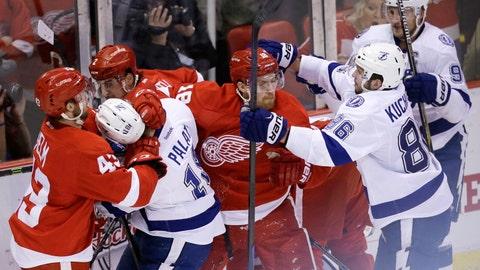 Game 6: Lightning vs. Red Wings