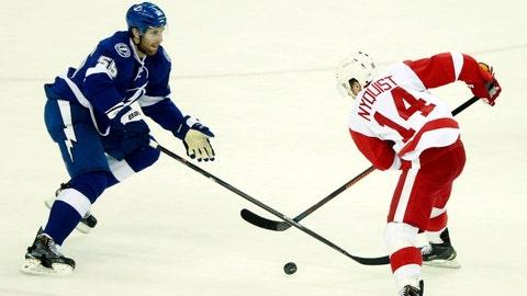 Game 7: Lightning vs. Red Wings
