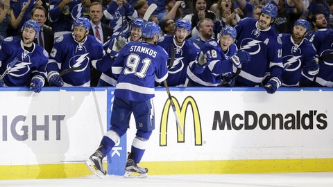 Game 6: Lightning vs. Canadiens
