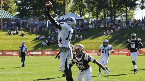 Neal Sterling, WR, Monmouth, seventh round (No. 220 overall)