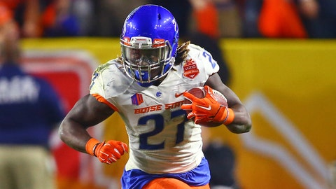Jay Ajayi, RB, Boise State, fifth round (No. 149 overall)