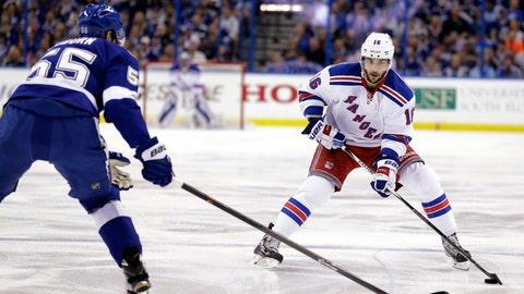 Game 3: Lightning vs. Rangers