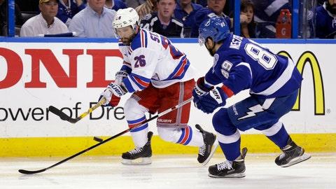 Game 6: Lightning vs. Rangers