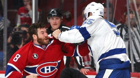 Game 2: Lightning vs. Canadiens