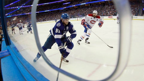Game 3: Lightning vs. Canadiens