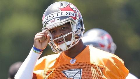 2015: Jameis Winston, QB, Florida State, Tampa Bay Buccaneers