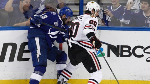 Game 5: Lightning vs. Blackhawks