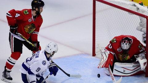 Game 6: Lightning vs. Blackhawks