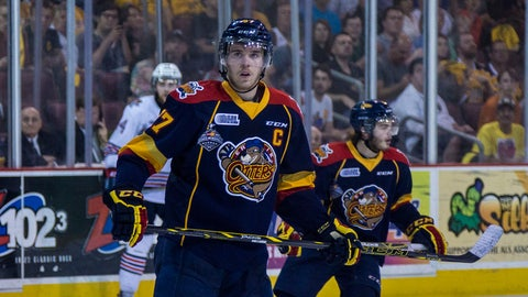 1. Connor McDavid, C, Erie Otters (OHL)