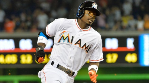 Honorable mention: Dee Gordon, 2B, Miami Marlins (.338/.359, 122 H, 33 SB)