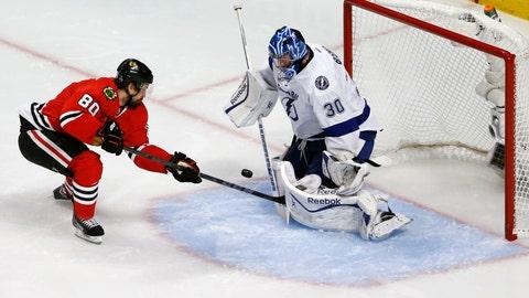 Game 3: Lightning vs. Blackhawks