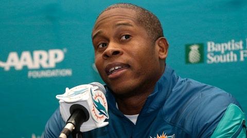 Vance Joseph, Miami Dolphins