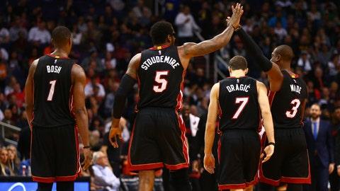 Miami Heat: $1.3 billion