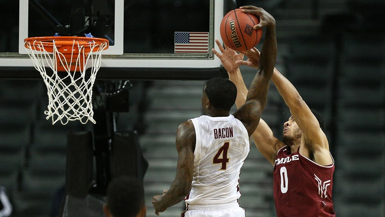 Temple sends FSU to first loss of season at NIT Season Tip-Off