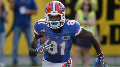 Aug. 12: Antonio Callaway cleared