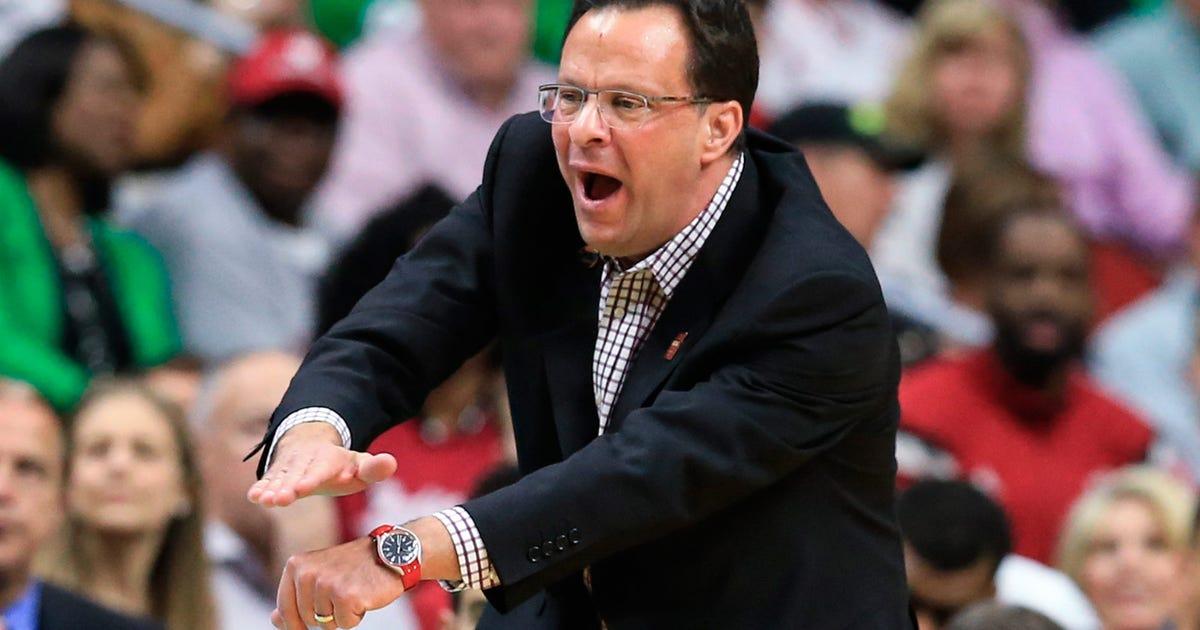 Indiana fires head men's basketball coach Tom Crean | FOX Sports