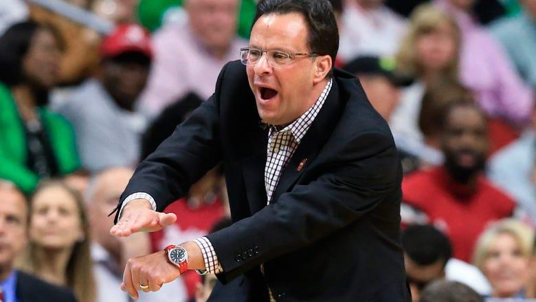 Indiana fires head men's basketball coach Tom Crean