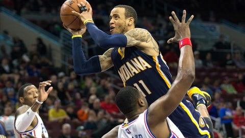 Indiana Pacers: Monta Ellis