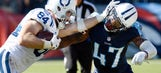 Colts hope history repeats itself against Titans
