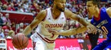 Blackmon's 23 points lead Indiana over UMass Lowell 100-78