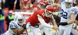 Recap: Chiefs falter, fumble in 23-7 loss to Colts