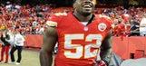 Chiefs put LB James-Michael Johnson on IR