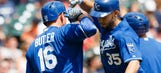 Yost has his batting order set, and most of Royals' roster, too