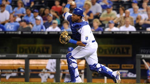 Salvador Perez, Kansas City Royals (C)