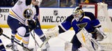 Elliott helps Blues earn franchise-record 52nd victory