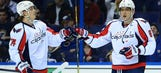 Ovechkin gets 50th goal, Capitals top Blues 4-1