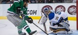 Blues blanked by Stars 3-0