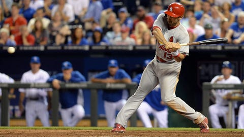 June 4: Cardinals 5, Royals 2