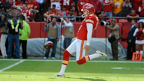 Punter: Dustin Colquitt, Chiefs ($3,750,000)