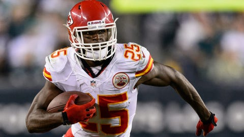 Former Chiefs running back Jamaal Charles set to visit Broncos